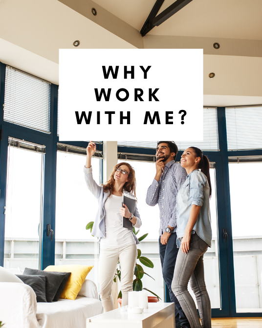Why Work with Me? | Linda Hammer | Kansas City Homes