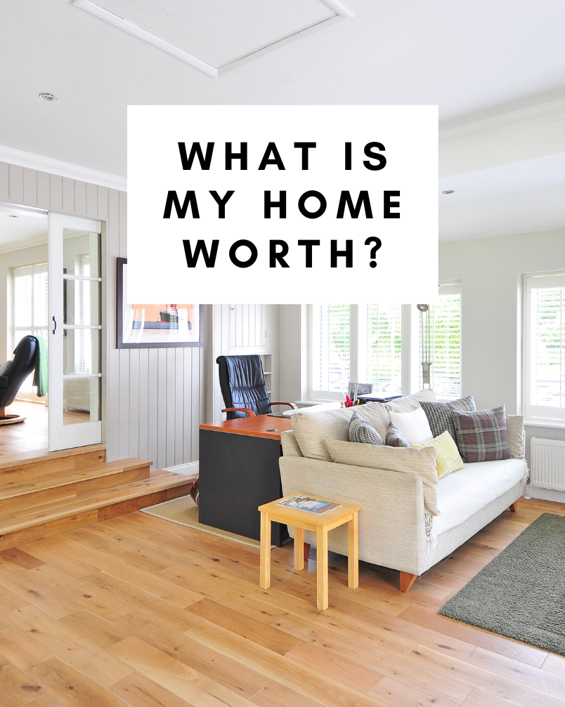 What is My Home Worth? | Linda Hammer | Kansas City Homes
